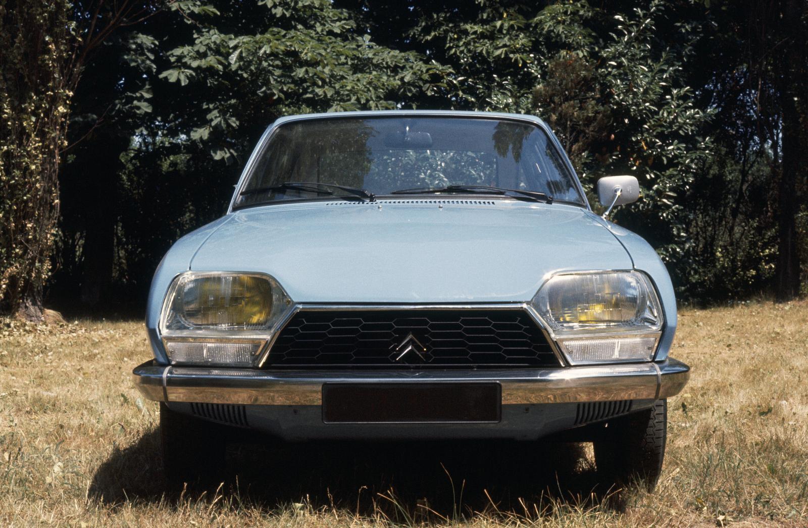 GS 1977 face avant