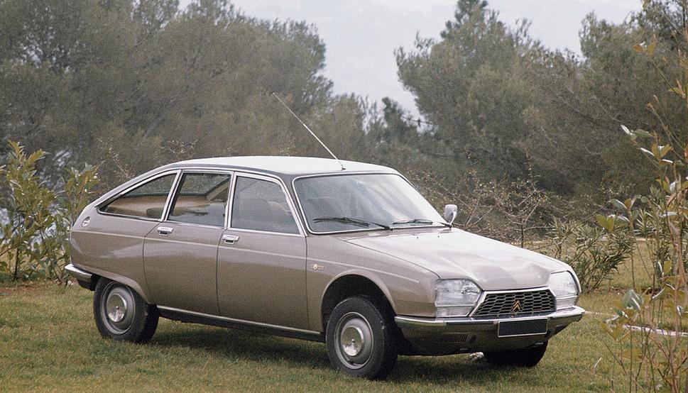 GS Birotor 1973 3/4 avant