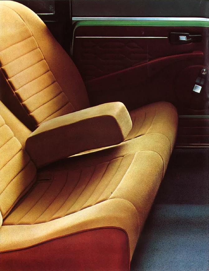 GS intérieur sièges arrière
