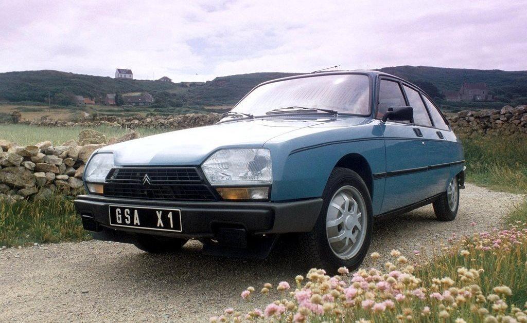 GSA X1 1985