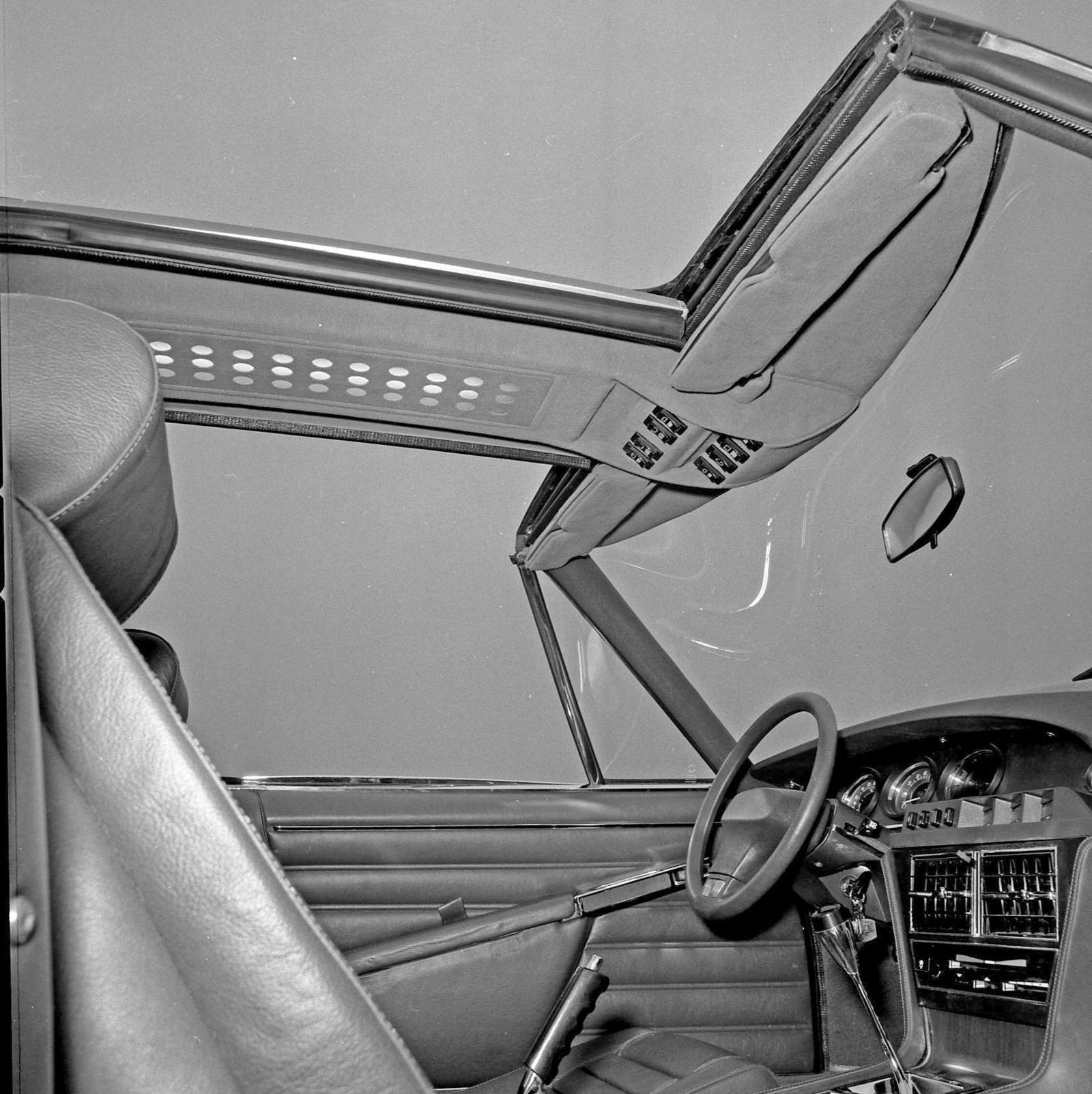 Cockpit do SM