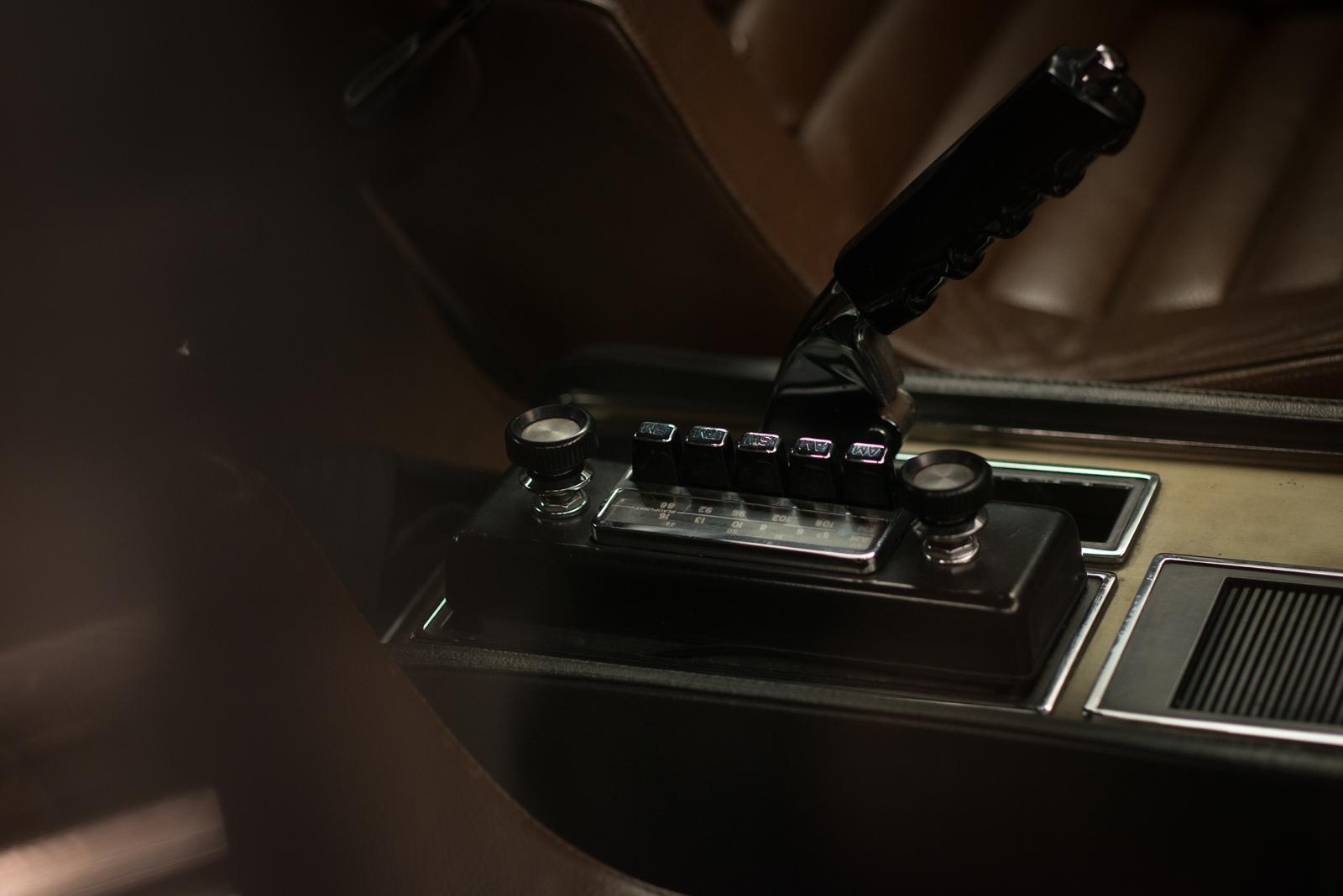 SM - freio de mão & rádio