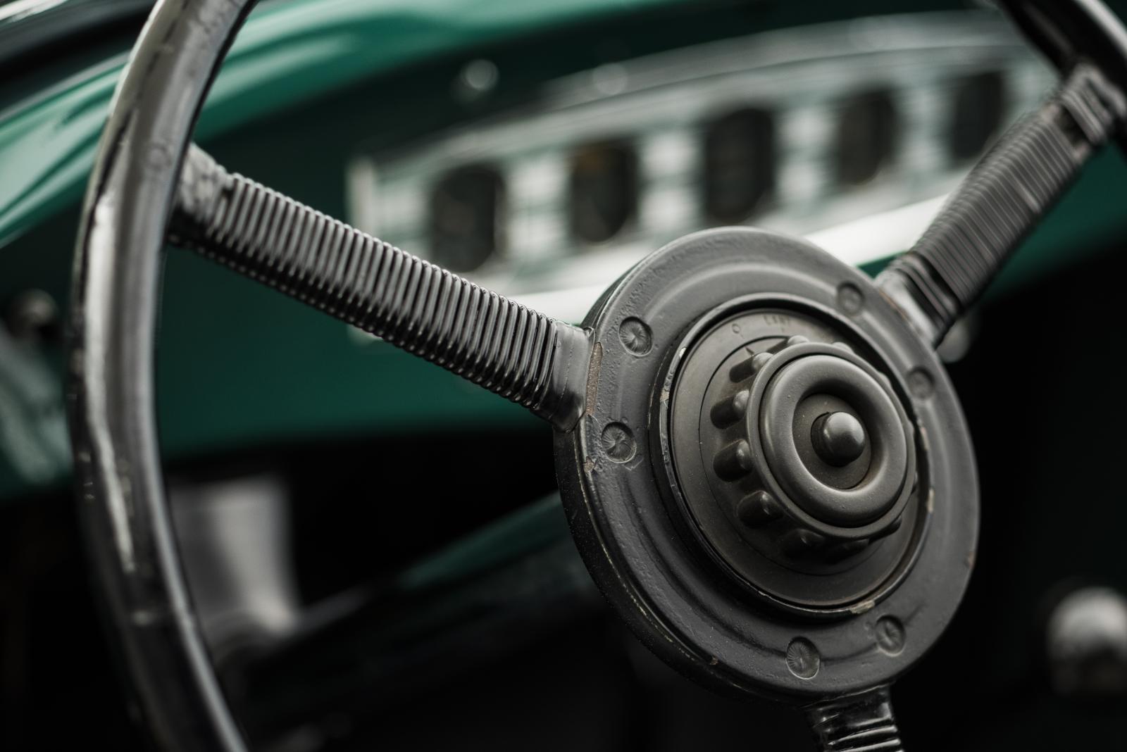 C4G Roadster - volante