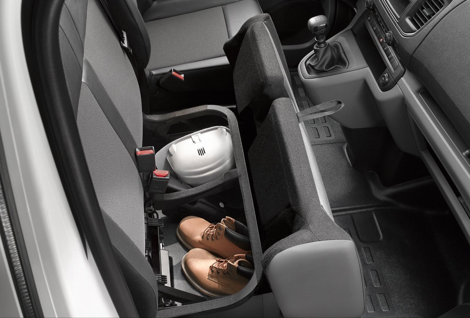 Jumpy 3ème génération 2016 rangements sous les sièges