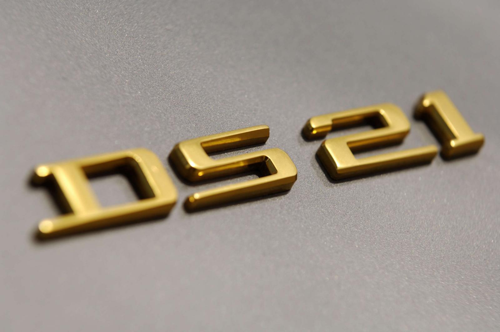 Logo DS 21