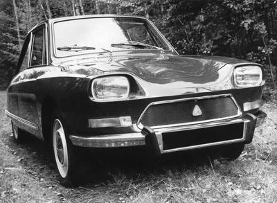 M35 1969 3/4 avant