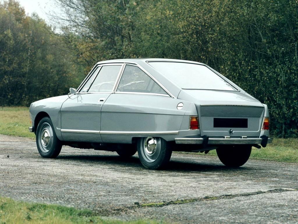 M35 1969 shooting reveal 3/4 arrière