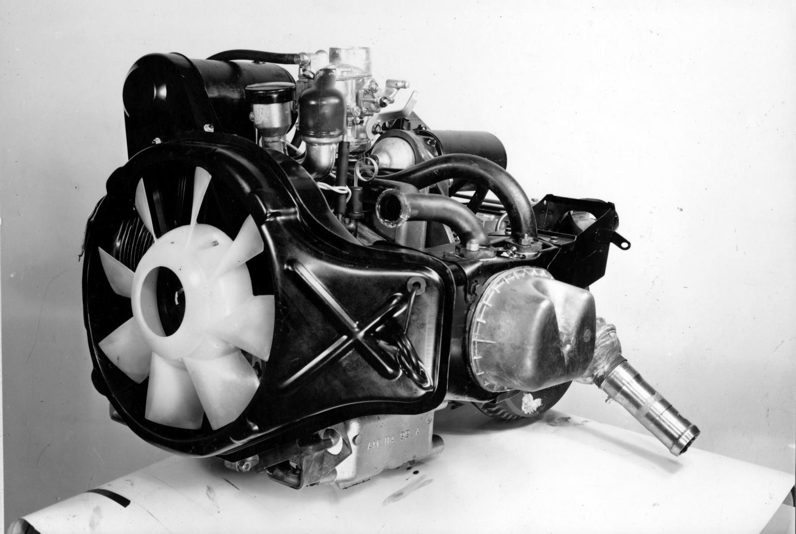 Moteur Ami 6 1961
