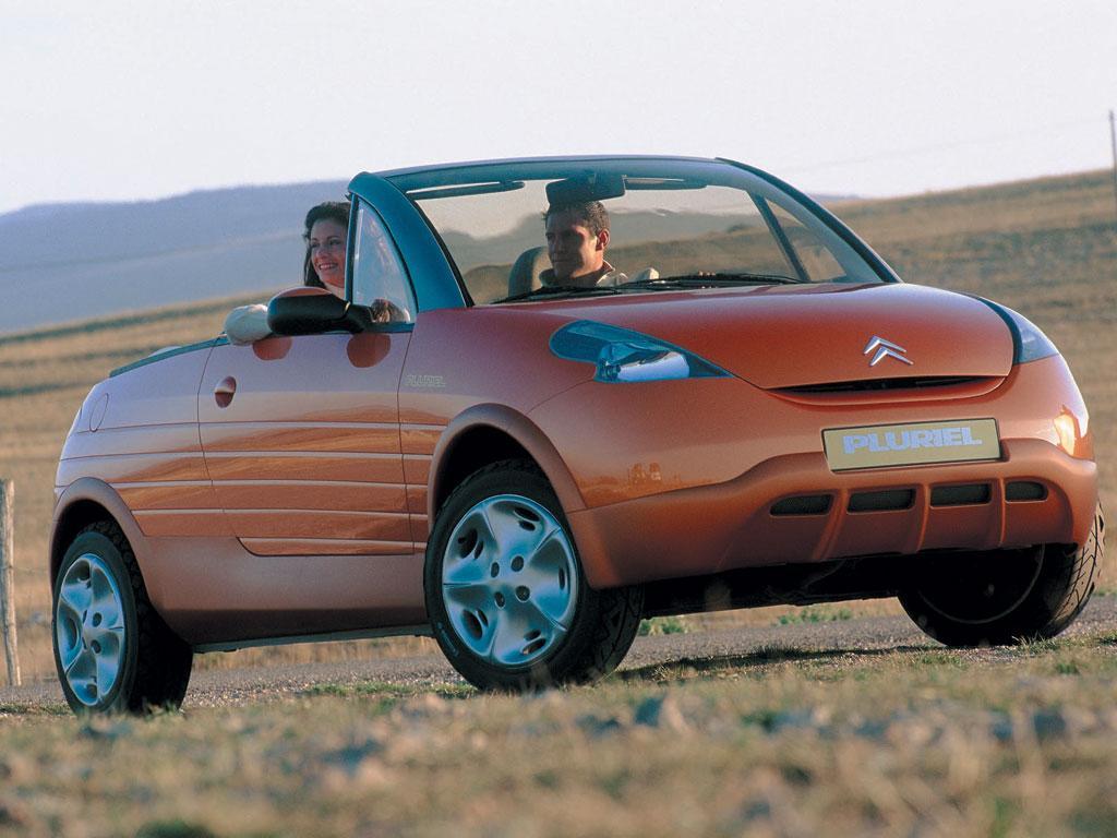 Pluriel Concept 1999 mannequins