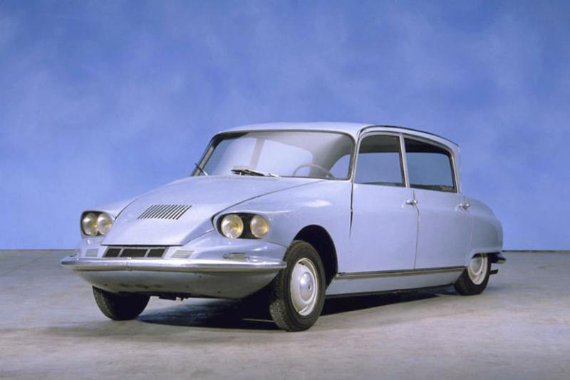 Project C60 1960 préfigurant le Projet F puis la GS