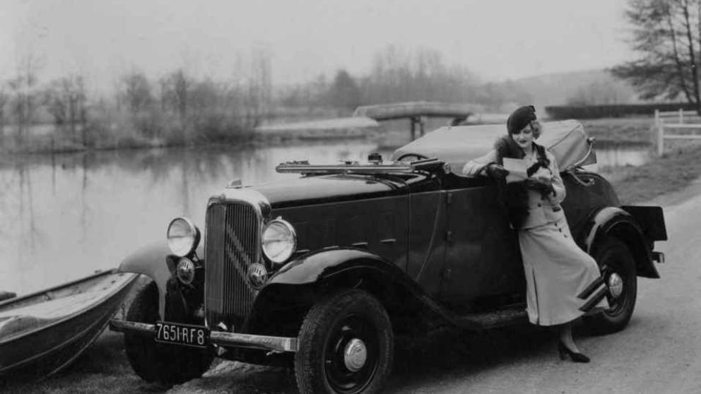 Rosalie 10 Roadster 1932