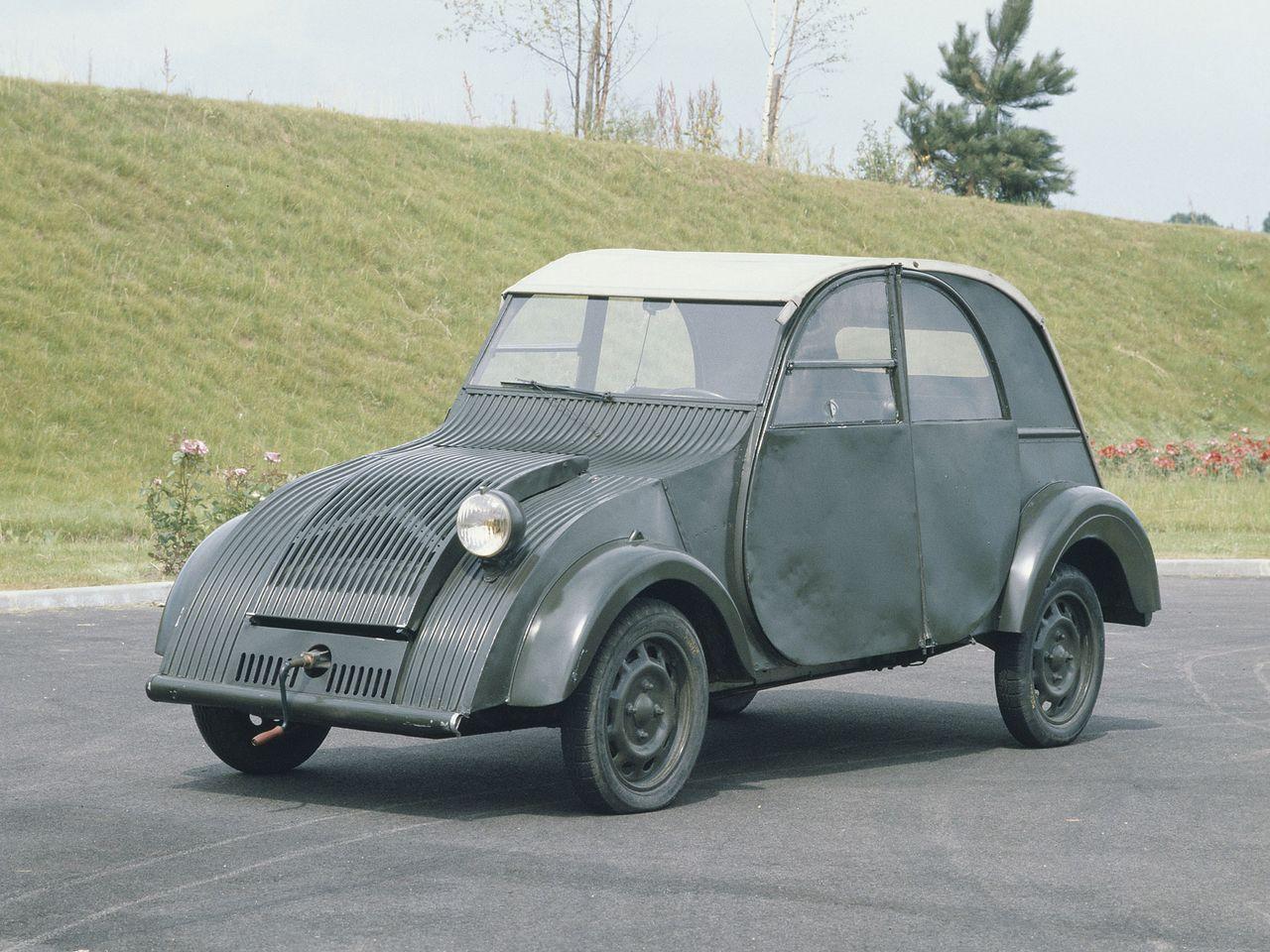 TPV 1936 3/4 avant