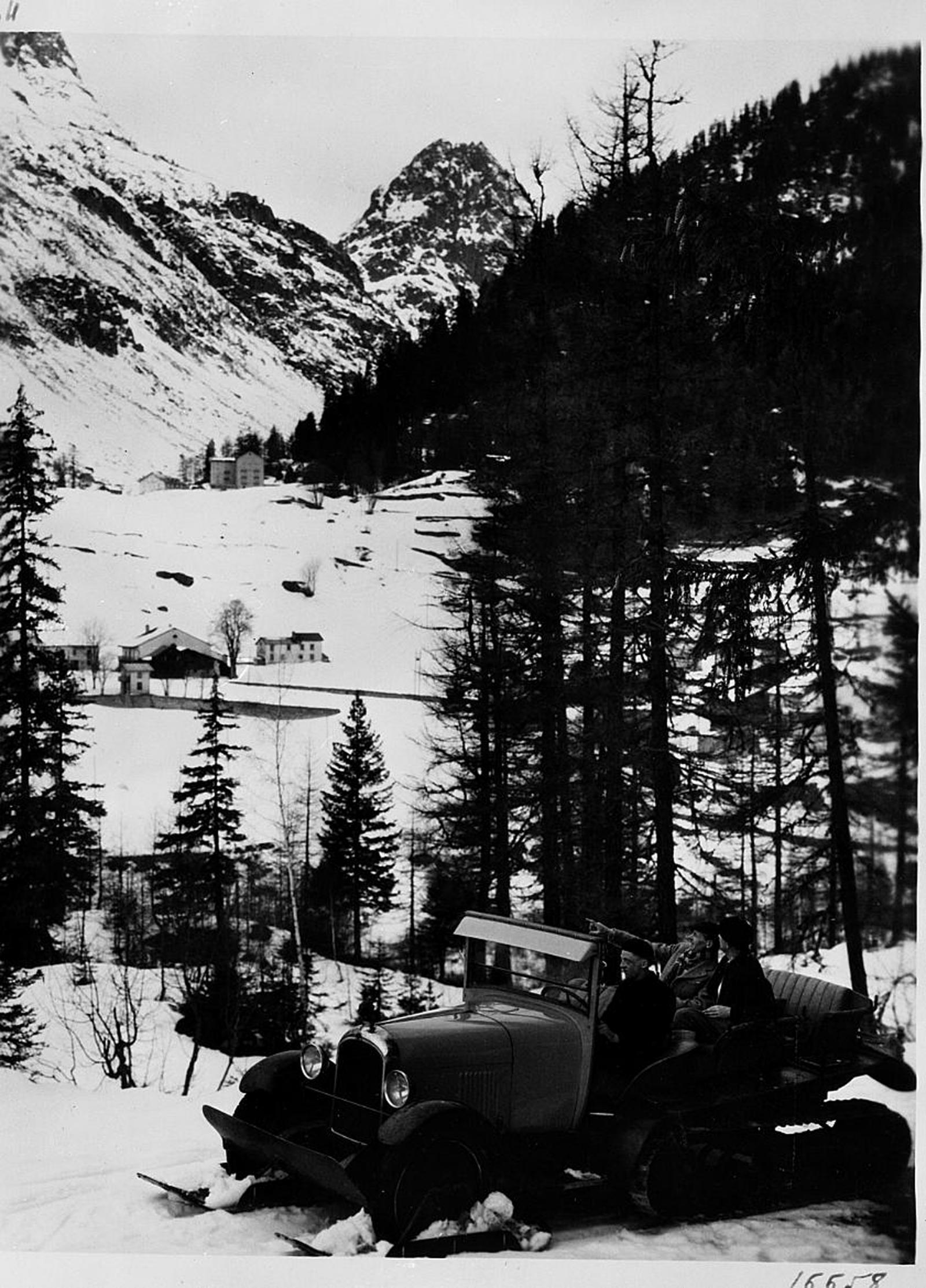 Typo K1 - Col des Montets
