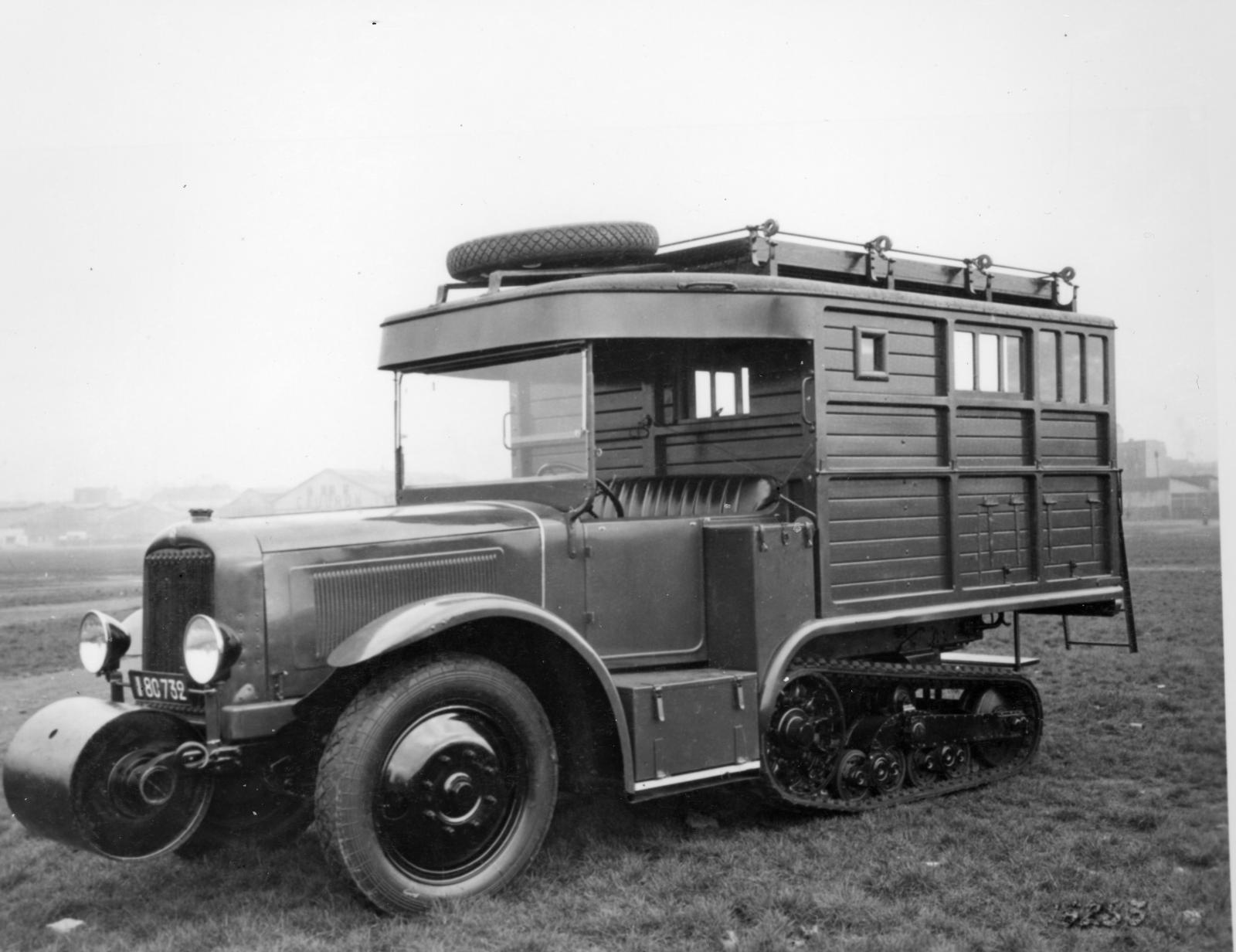 Veículo de transmissão tipo T C6