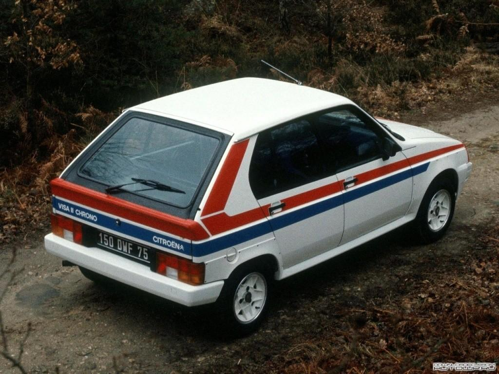 Visa Chrono 1982 arrière