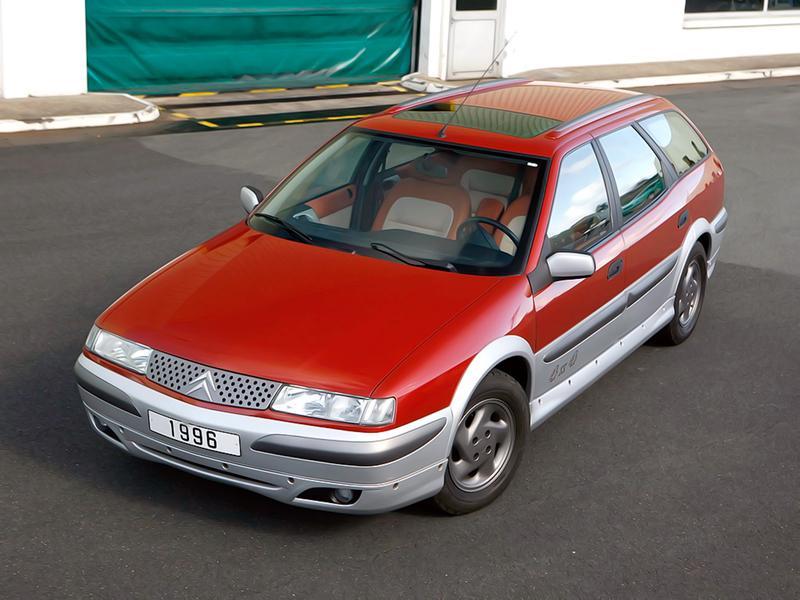 Xantia Buffalo 1996 concept par Heuliez