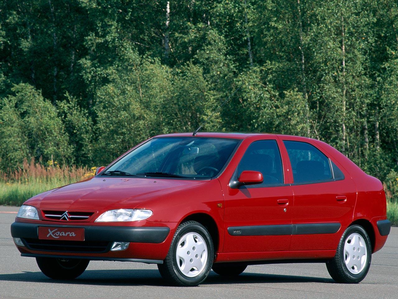 Xsara Berline 1.8i 16V exclusive 1997 modèle remplaçant la ZX