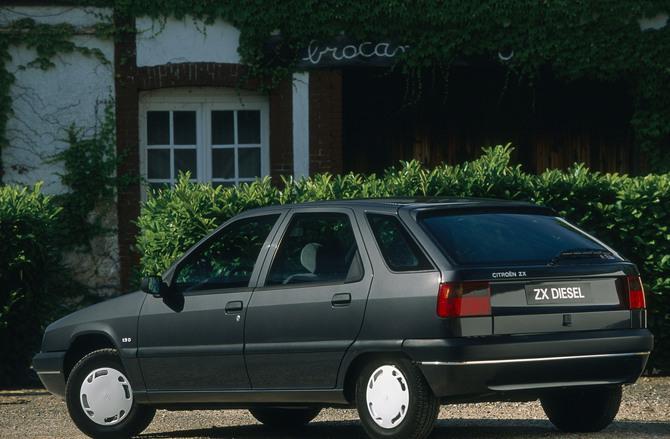ZX Berline Aura 1.9D 1991