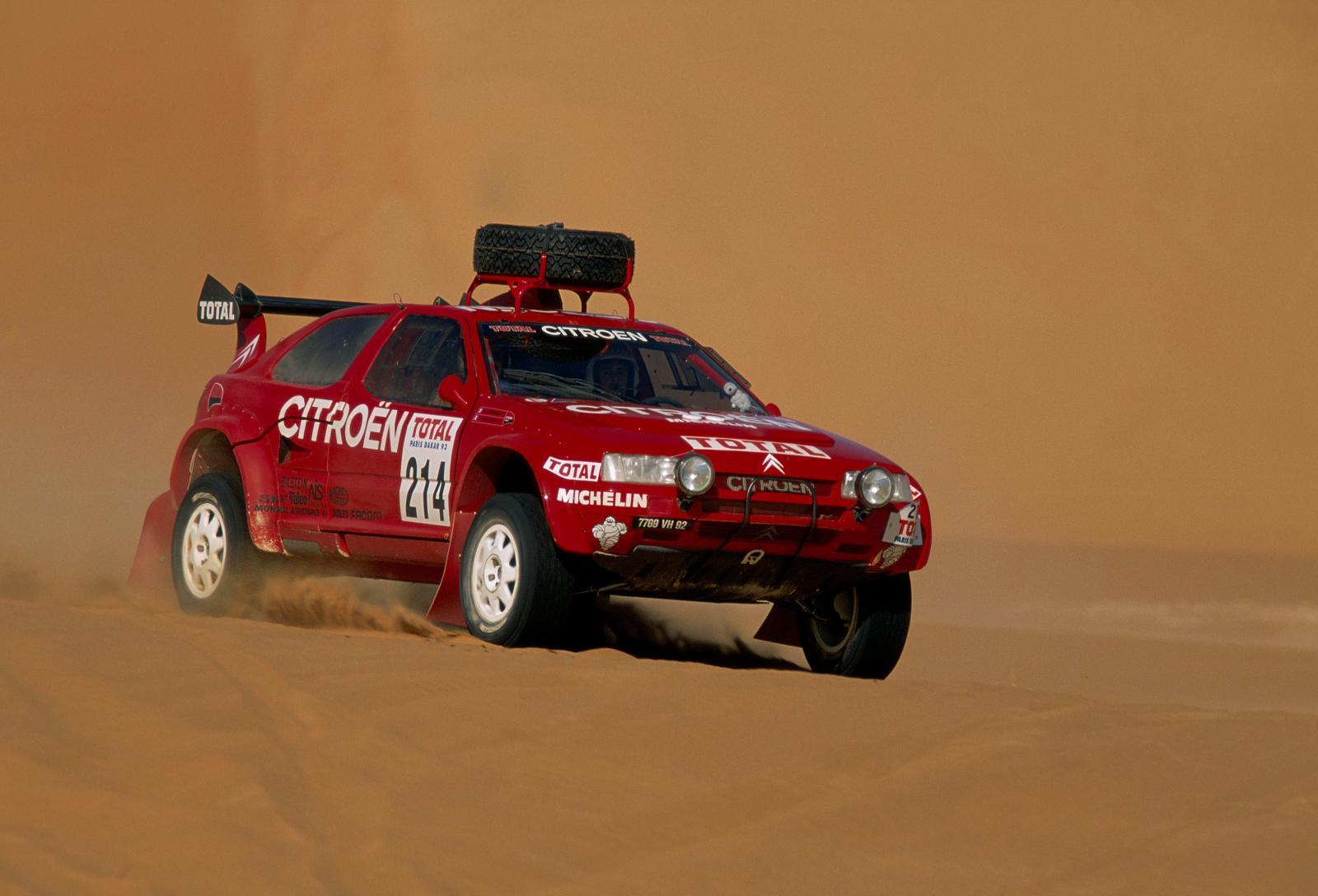 ZX Rallye Raid 1993